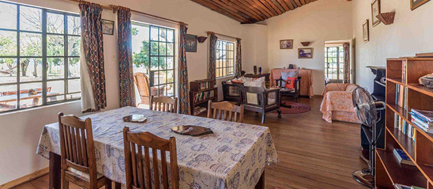 Nyanza Guest Cottages - Malkerns accommodation - Swaziland